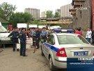 Милиция сорвала шествие у Черкизовского рынка