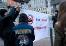 Милиция разогнала акцию ФНБ в Санкт-Петербурге