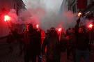 Милиция разогнала марш «Антикапитализм-2009»