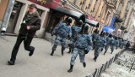 У здания Госдумы разогнали пикет дольщиков из Подмосковья