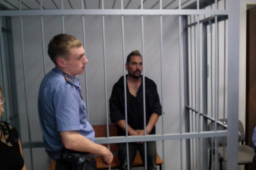 Гражданский активист Алексей Расходчиков отправлен под домашний арест