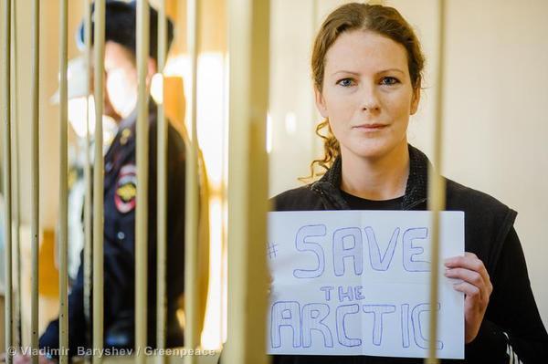 Преследование активистов Greenpeace: хроника