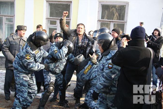 Нижегородский оппозиционер «Халк» умер при загадочных обстоятельствах