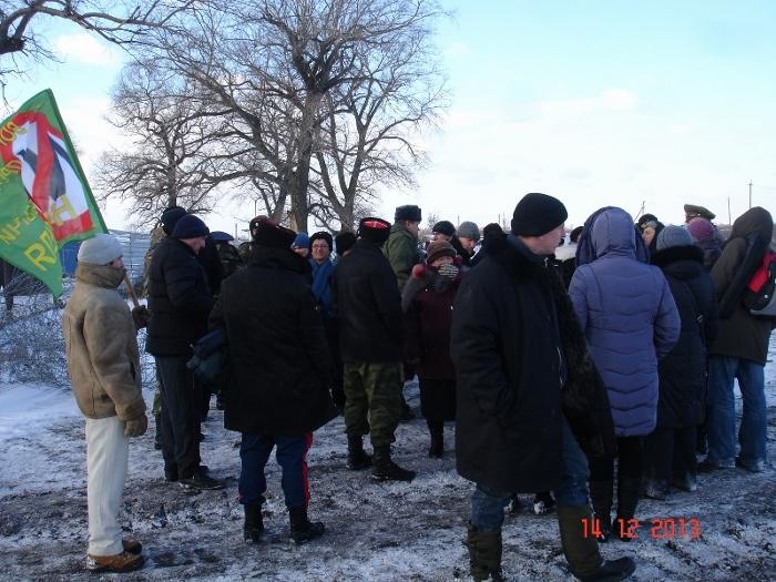На Хопре продолжается народное противостояние проекту по добыче цветных металлов в Черноземье