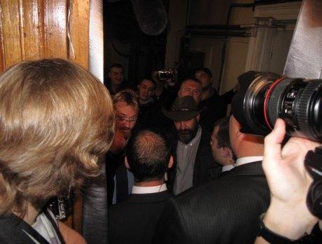«Православные» активисты напали на участников ЛГБТ-фестиваля в Питере