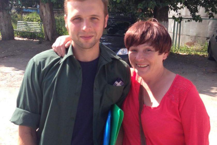 Осужденный по «болотному делу» Илья Гущин освободился из колонии