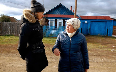 A Russian antinuclear activist asks for asylum in France