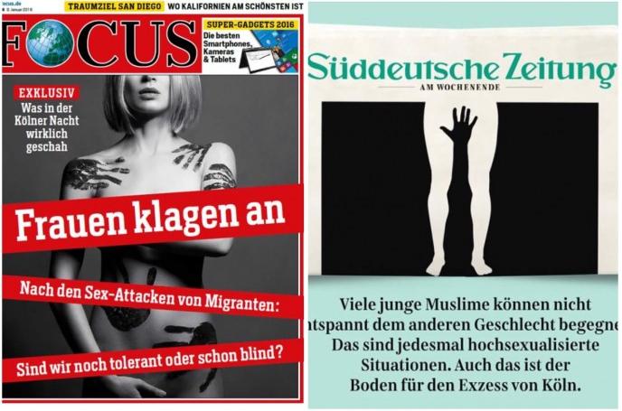 """""""Ночь длинных рук"""" обострила разногласия внутри Германии"""