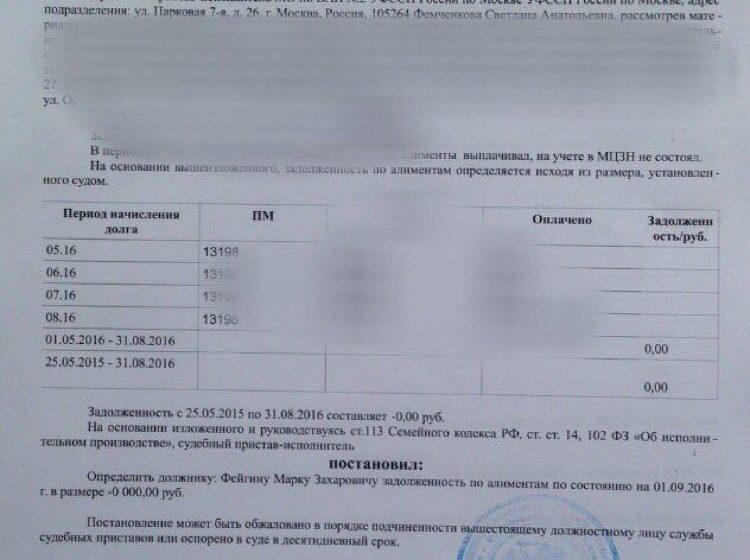 Адвоката Марка Фейгина не выпустили из России из-за поручения судебных приставов