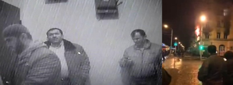 Прошло два года с момента поджога офиса Сводной мобильной группы в Грозном