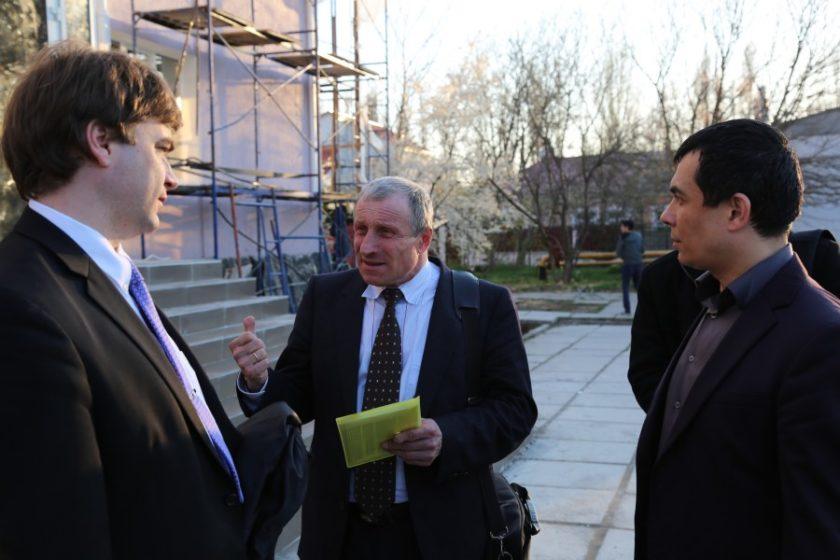 В Крыму прошло первое судебное заседание по делу журналиста Николая Семены