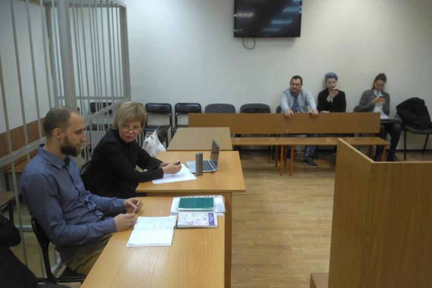 Дмитрий Бученков: Защиту не услышит никто