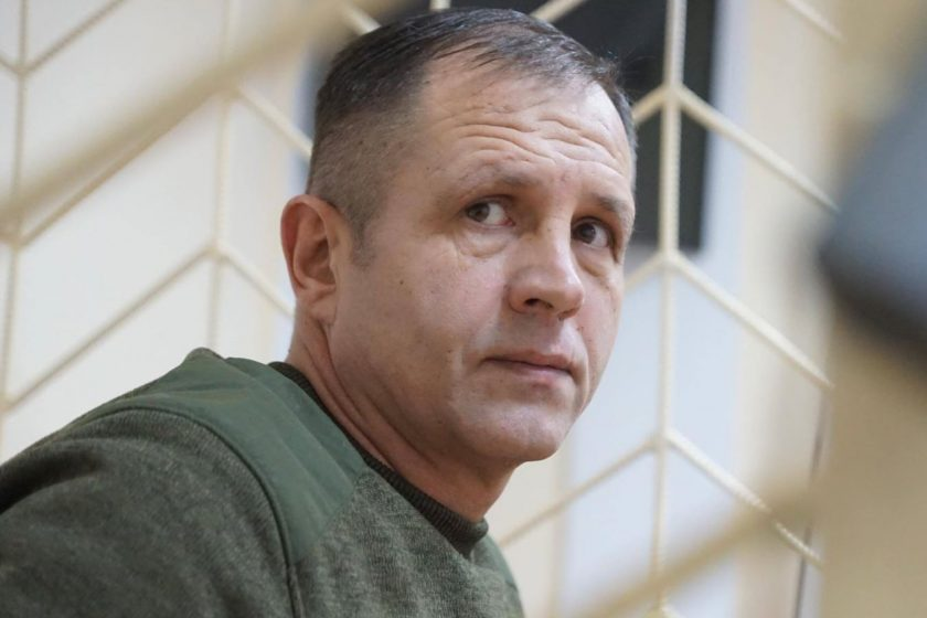 The Prosecutor's Office asked 4 years of prison for the Crimean activist Balukh on the case of a conflict with the head of the IVS