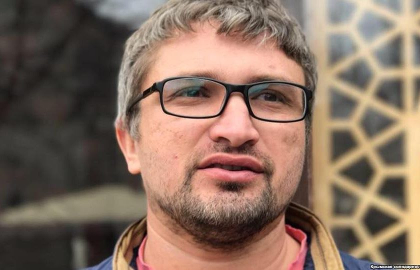 A Crimean Tatar activist was placed in a psychiatric hospital without a court decision
