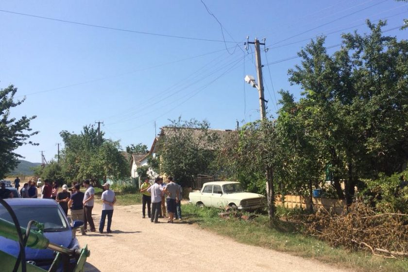 The homes of the Crimean Tatars are being searched in Crimea