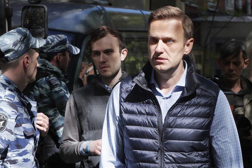 Навальному дали 30 суток ареста за январскую акцию