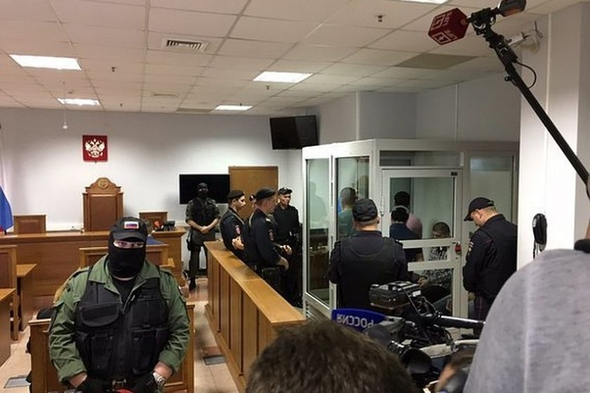 "The court in Crimea passed a verdict on the ""Case of February 26"""