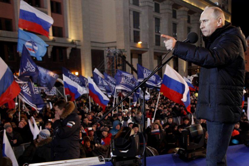 Доклад «2008: Свобода собраний в России после выборов»