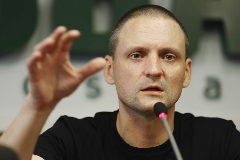 Суд арестовал координатора «Левого фронта» Сергея Удальцова на 30 суток