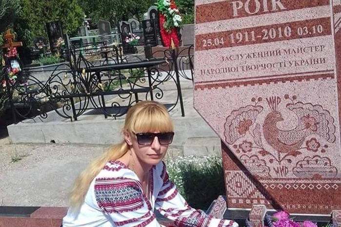Активистка «Украинского культурного центра», у которой прошел обыск, покинула Крым