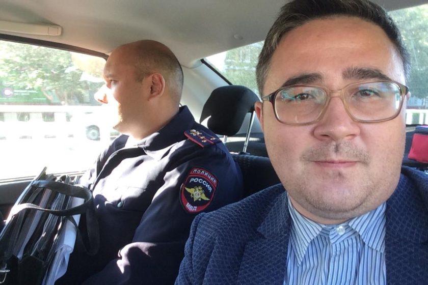 В Набережных Челнах задержали одного из организаторов акции 9 сентября