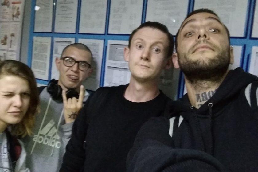 Полиция пришла на презентацию moloko+ в Нижнем Новгороде