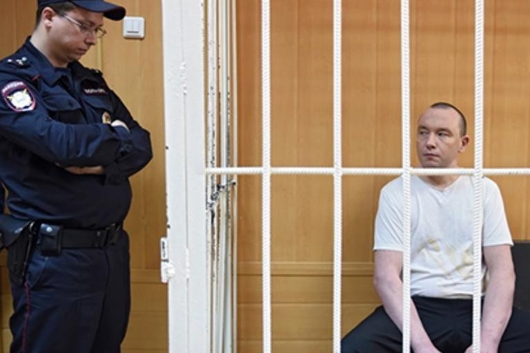 Осуждённый по «делу 26 марта» Александр Шпаков вышел на свободу