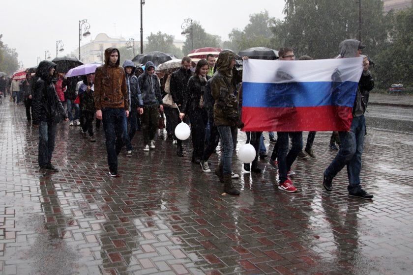 В Тюмени сторонника Навального оштрафовали на 280 тысяч за призыв на митинг 9.09