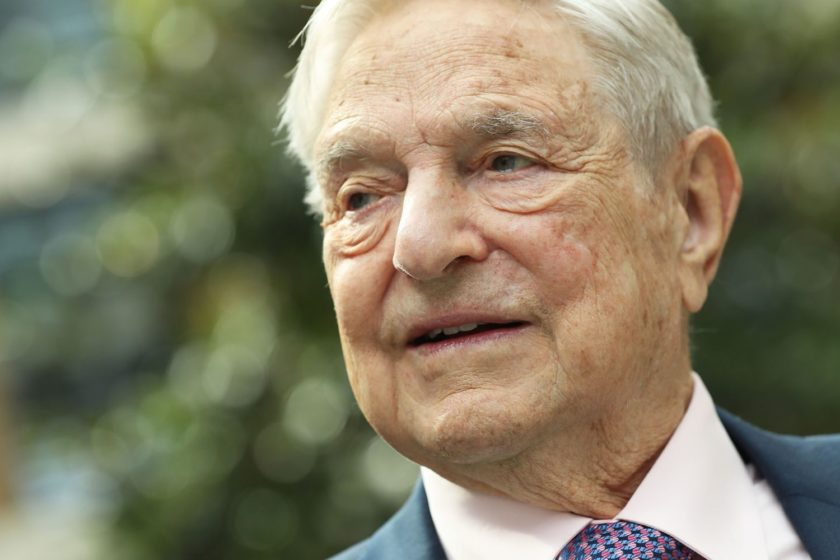 George Soros Foundation Sues Hungary on Laws Targeting NGOs