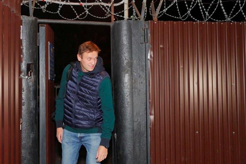 Навальному предъявят новое обвинение по уголовной статье