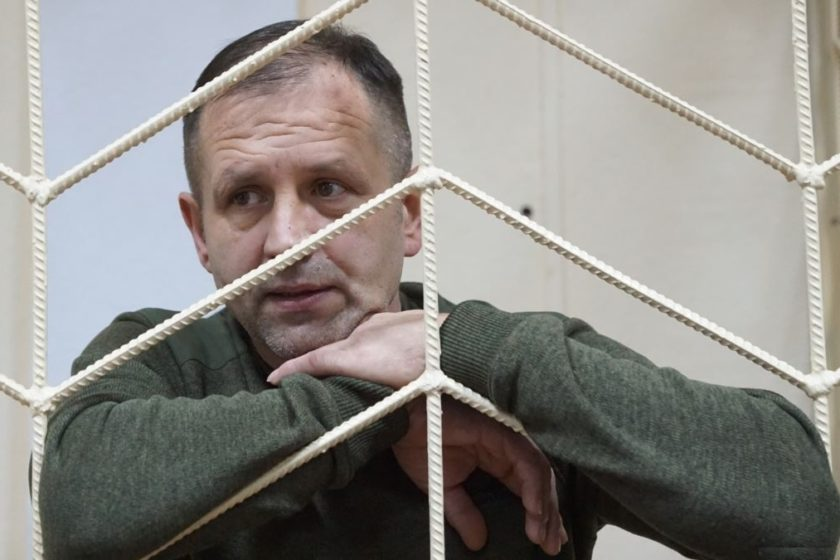 Balukh, the Ukrainian activist may be in the Kerch colony