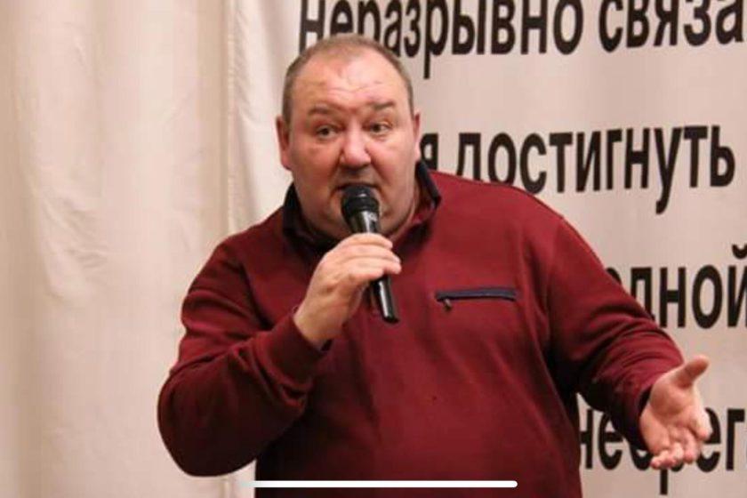 Бывший журналист ЦУР Сергей Канев уехал из России