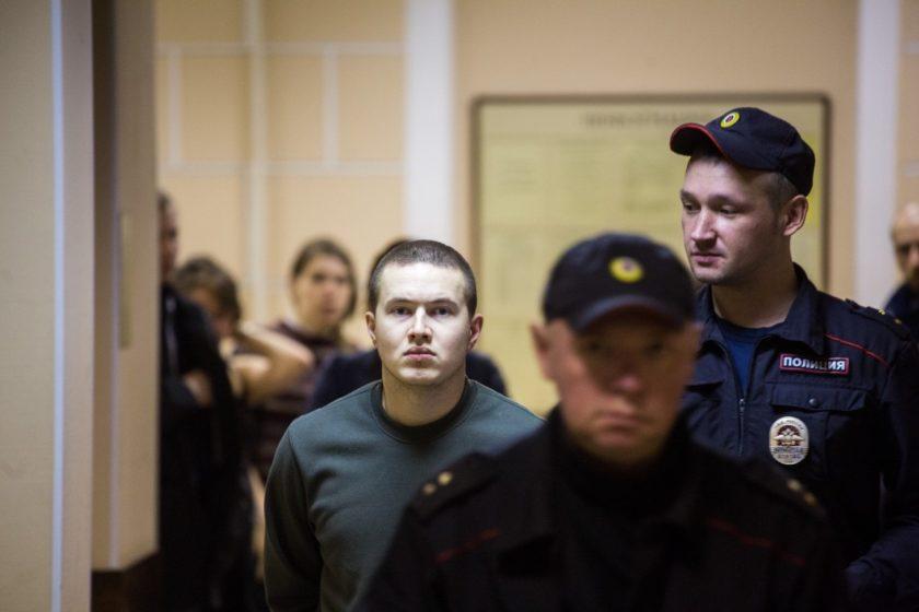 Обвиняемого по «пензенскому делу» Филинкова при конвоировании в Петербург временно парализовало
