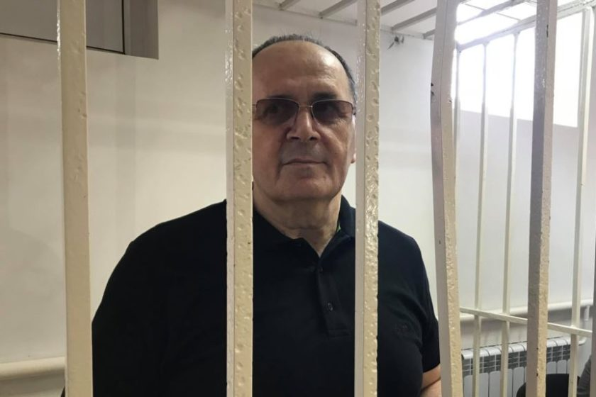 Премия имени Вацлава Гавела присуждена Оюбу Титиеву