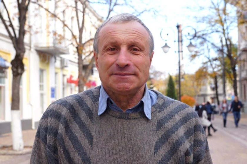 Journalist Semena could leave Crimea after July 2019