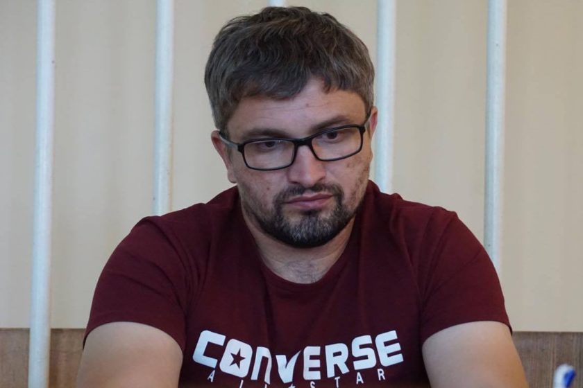"In Crimea, the arrest of the blogger Memedeminov accused of ""promoting terrorism"" was extended"