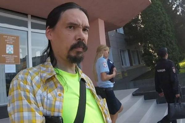 Мэрия Чебоксар отказала активистам в проведении в гайд-парке пикета в поддержку обвиняемого в реабилитации нацизма журналиста