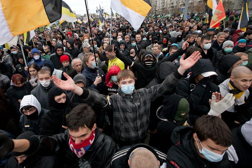 Члены оргкомитета «Русского марша» рассказали о слежке за ними