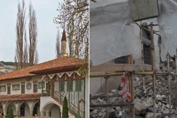 New corrupt players in Russia's destruction of historic Crimean Tatar Khan's Palace in occupied Crimea