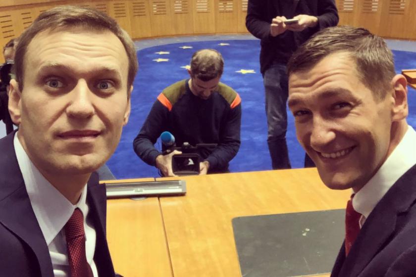 ЕСПЧ присудил Навальному более 22 тысяч евро за десять месяцев домашнего ареста