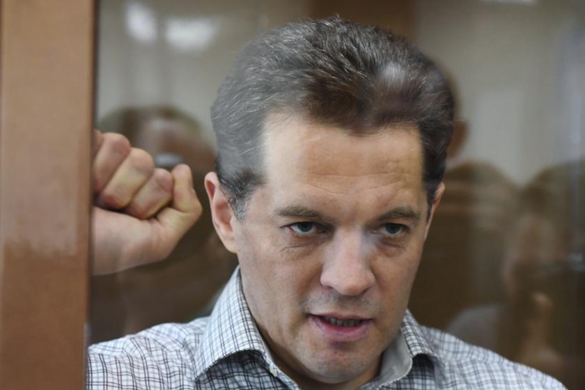 Осужденного за шпионаж украинского журналиста Романа Сущенко этапировали в кировскую колонию