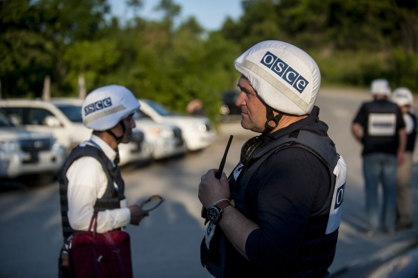 В ОБСЕ рассказали, почему не могут осуществлять мониторинг ситуации в Крыму