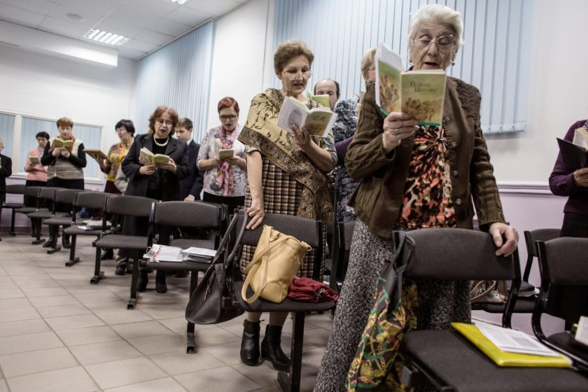 Кировский суд продлил арест пяти участников «Свидетелей Иеговы» до 3 февраля