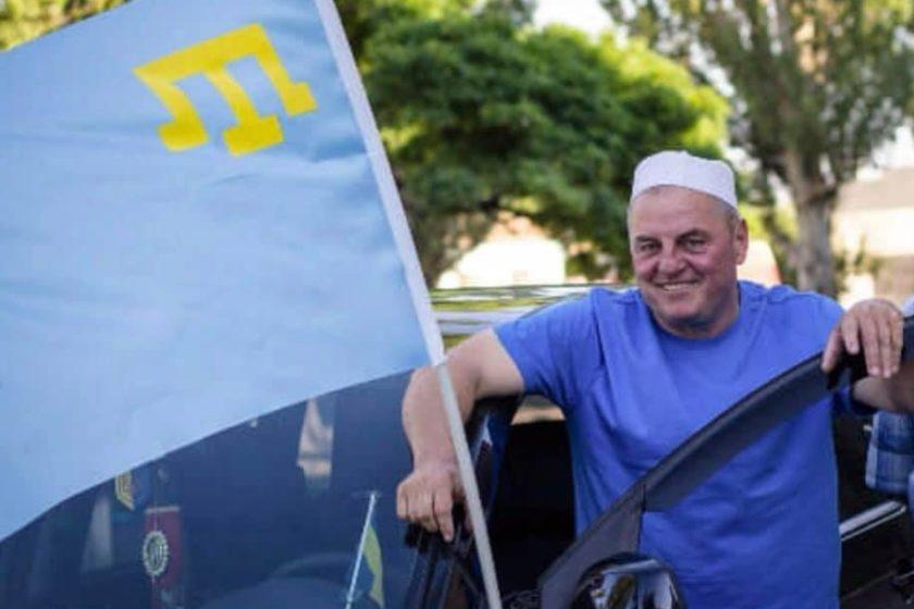 Крымскотатарскому активисту Эдему Бекирову предъявили официальное обвинение в контрабанде