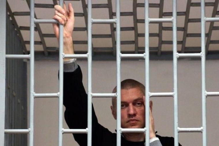 У осужденного на 20 лет украинца Клыха сильно ухудшилось здоровье. Его переведут в больницу