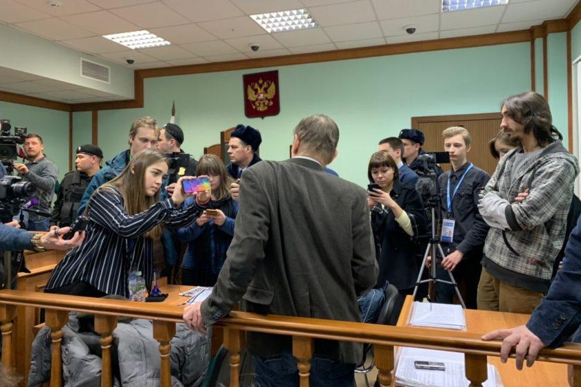 Российский правозащитный центр «Мемориал» признал украинских моряков политзаключенными