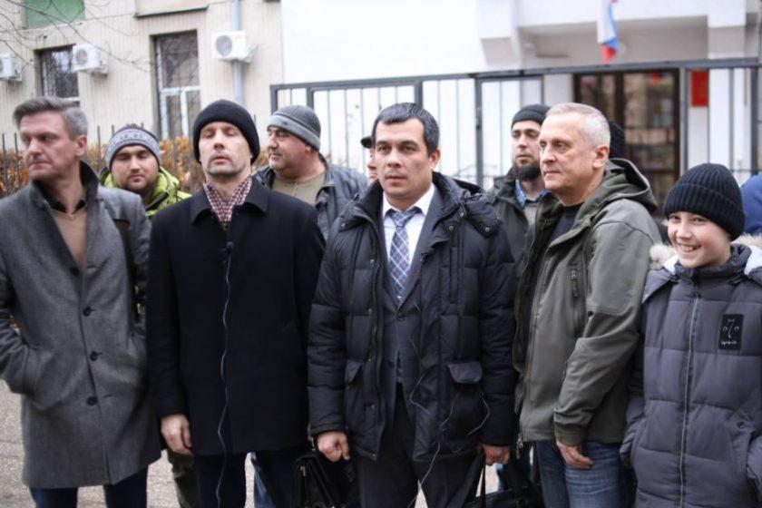 В Ростове фигуранты бахчисарайского «дела Хизб ут-Тахрир» выступили с последним словом в суде
