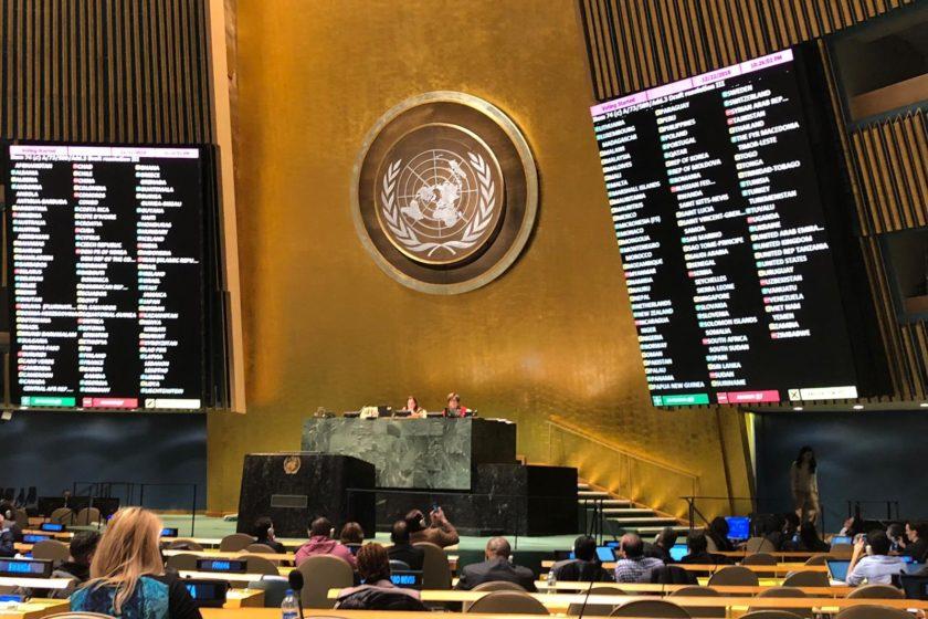 Новая резолюция ООН по Крыму признает Балуха, Сенцова и Куку политузниками