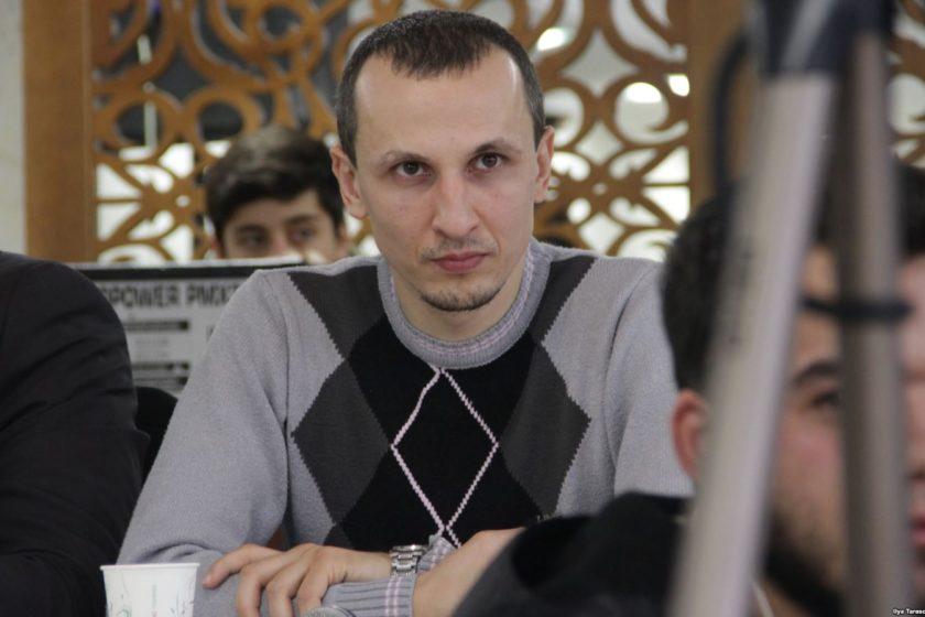 Amnesty International признала крымского активиста Мустафаева узником совести
