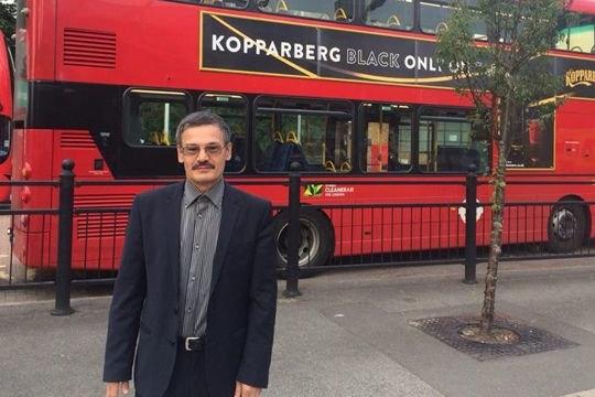 Председатель Татарского общественного центра Кашапов получил политическое убежище в Великобритании